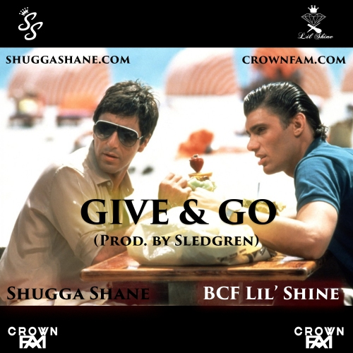 Give and Go Scarface logo